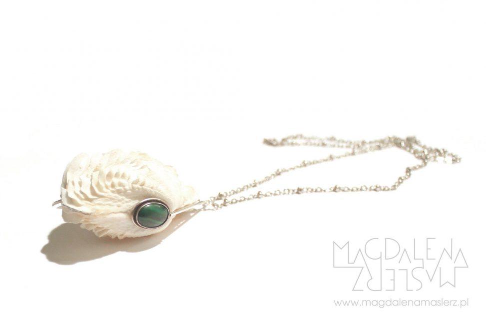 naszyjnik z muszli